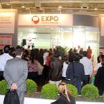 Estande no CONARH 2013 da EXPO Eventos Premium